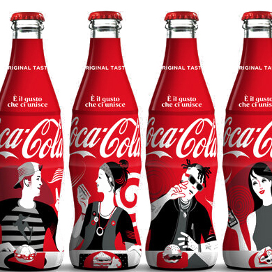 CocaCola Limited Edition 2020
