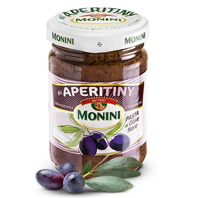Packaging Aperitiny Monini
